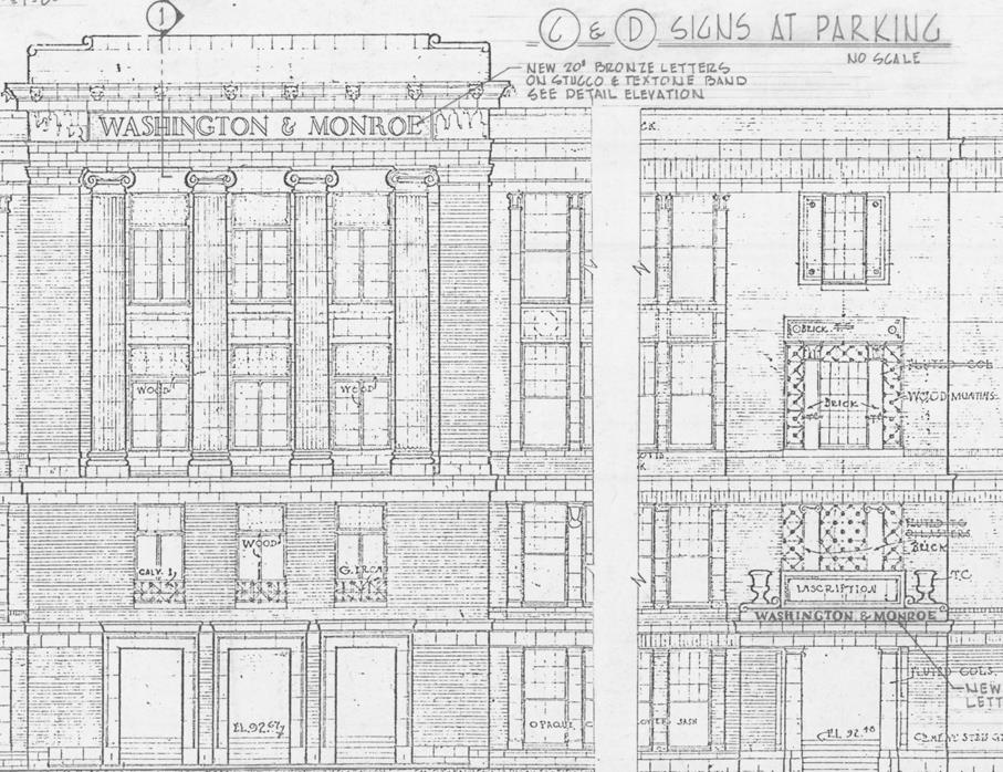 1978 facade blueprint