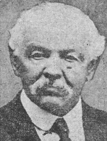 Joseph Buchtel in 1914