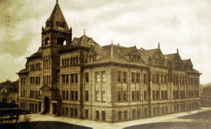 The original Washington High