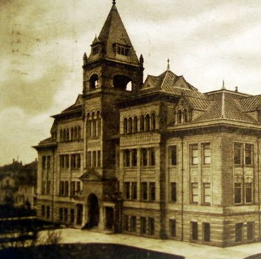 The original Washington High